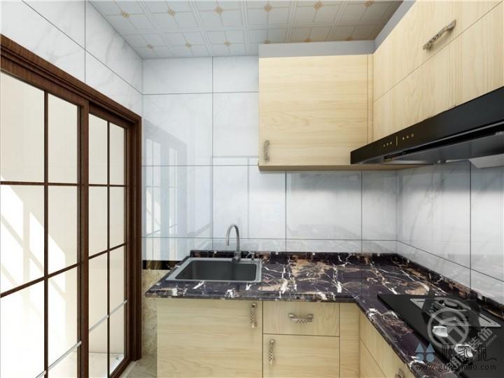 中庚香山天地 新中式风格三居室装修设计