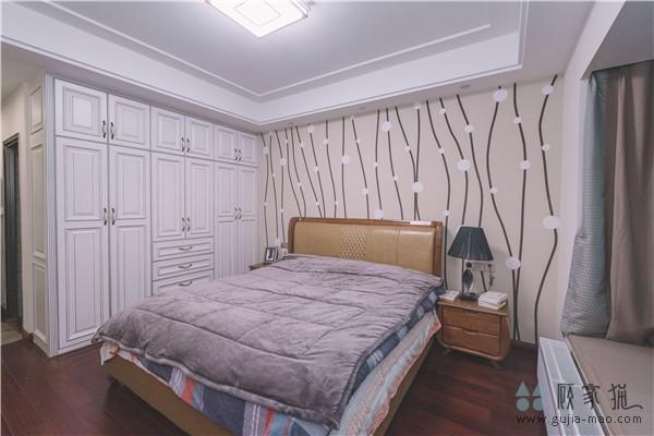 长沙金河湾后现代风格家庭装修效果图