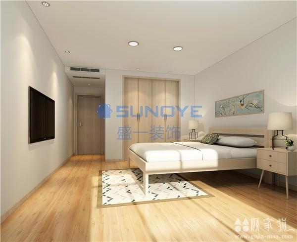 260平日式简约风格复式大宅装修设计案例