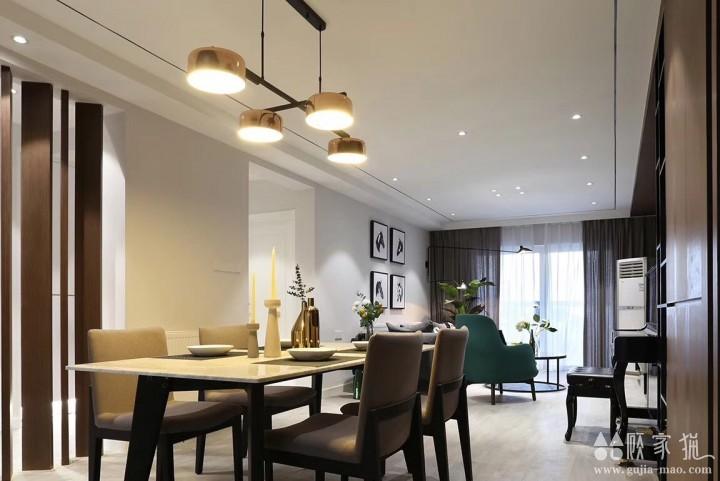 银珠明园欧式风格家装设计  欧式风格家庭装修