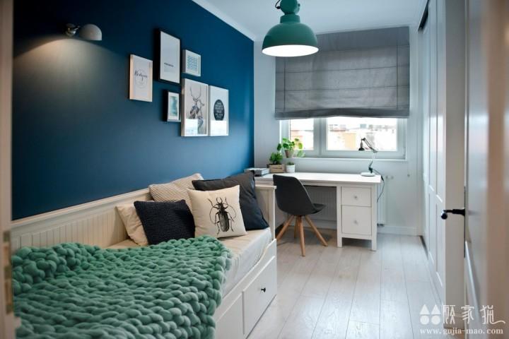 温馨舒适三室公寓装修设计效果图欣赏