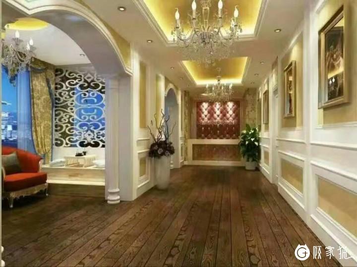 广源阁装饰欧式风格家庭装修 欧式风格家装效果图