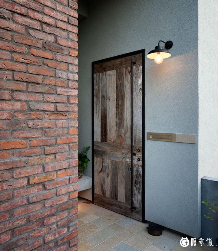 几米家自然舒适装修设计  简约风格家装案例