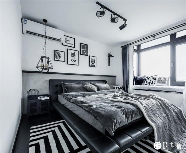 爱尚锦绣装饰舒适公寓设计  简约风格家装案例