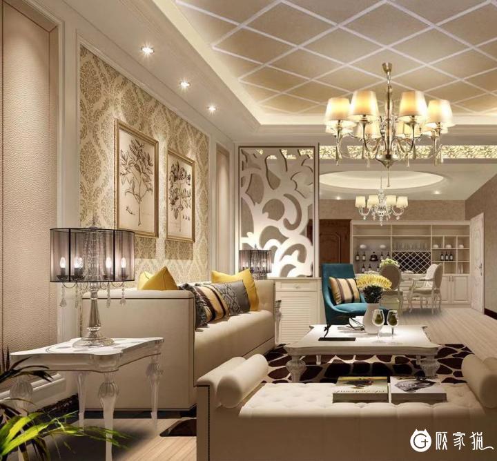 创新装饰现代化风格装饰室内设计家装案例
