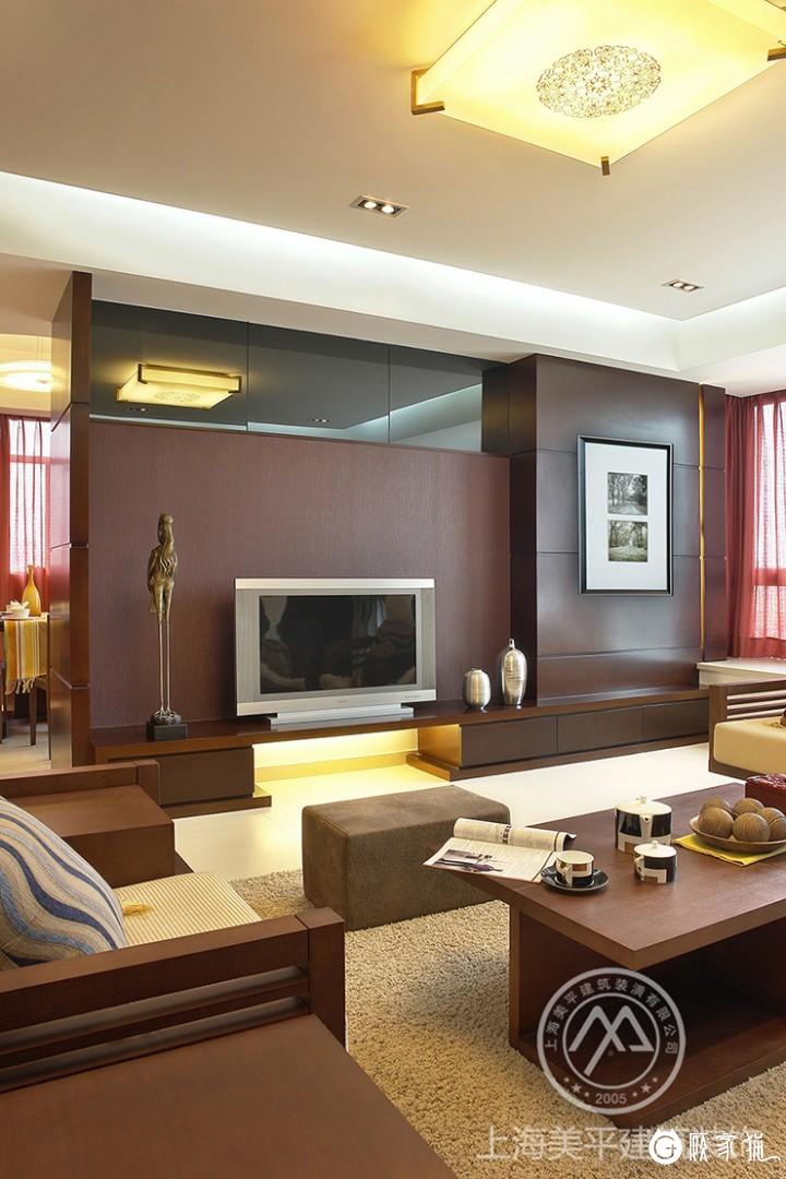 198㎡法式风格装修效果图 嘉兴三居室法式风格装修设计