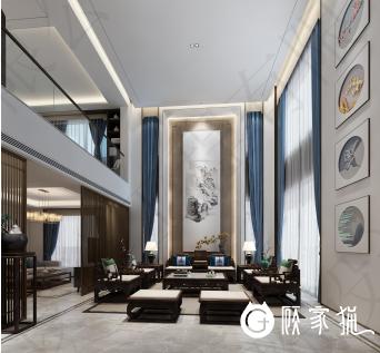 广东顺德华侨城天鹅湖家庭装修设计