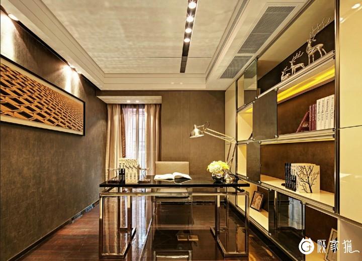 无锡3室2厅120平米现代风格装修设计案例