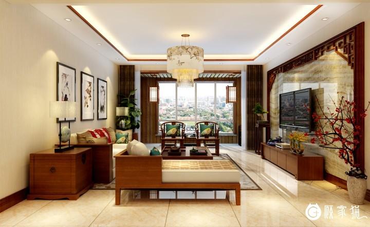无锡166平四室两厅现代简约装修效果图
