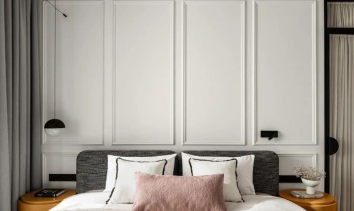 165平米三室户现代简约风格